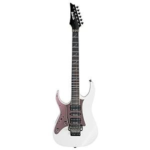 Ibanez - Guitare electrique - Rg2550zl-gw prestige japan - gaucher - blanche - avec étui - edition limitee