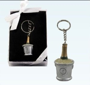 Keychain Baby Shower Favors front-1078399