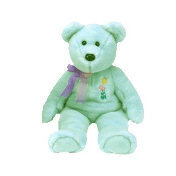 TY Beanie Buddy - ARIEL the Bear - 1