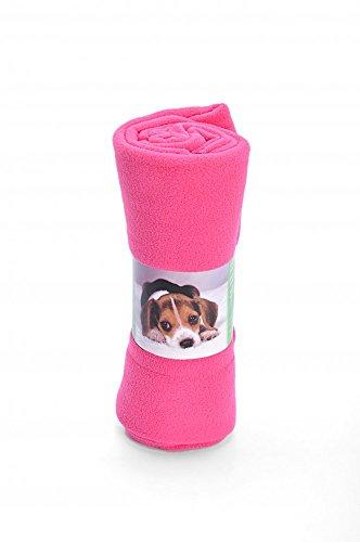 Haustierdecke für Hunde und Katzen Platzdecke Kuscheldecke