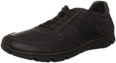 Rockport Men's Lite Mudguard Dark Brown Lace Up K72210 7 UK