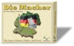 Die Macher box cover