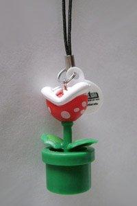 Mario Bro: Character Phone Charm - Piranha Plant