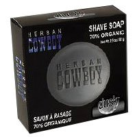 Herban Cowboy - Natural Grooming Shave Soap Dusk - 2.9 Ounce, Pack Of 2