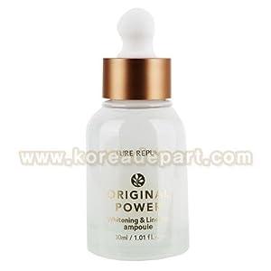 NATURE REPUBLIC Original Power Whitening & Lineless Ampoule (Korean original)