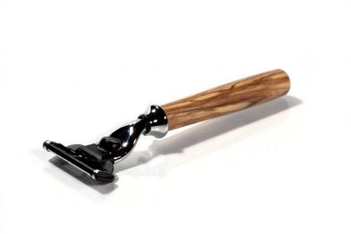 rasoio-legno-de-ulivo-per-gillette-mach3