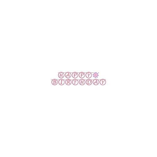 Creative Converting BB021333 Ballerina Party Banner - 1
