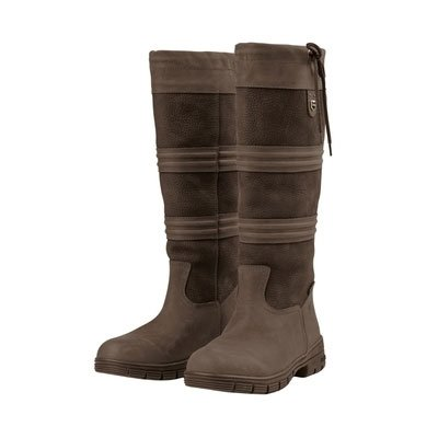 Dublin Husk Boots -Ladies - Size:07.5 Color:Chocolate