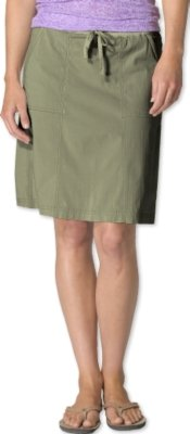 Prana Cadence Skirt - Women's Olive Medium
