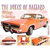 Dukes Of Hazzard General Lee 1969 Dodge Charger 1:25 Scale