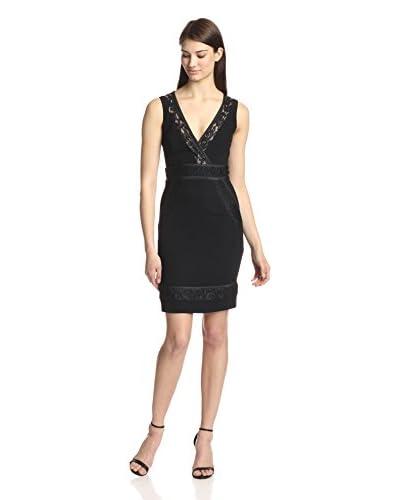 Nicole Miller Women's Lace Sheath Dress
