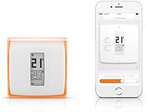 Netatmo NTH01-EN-EU Thermostat pour Smartphone