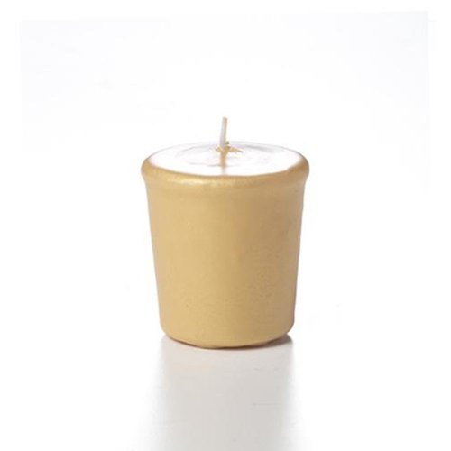 Yummi 15 hour Pearlescent Unscented Votive Candles 1.75