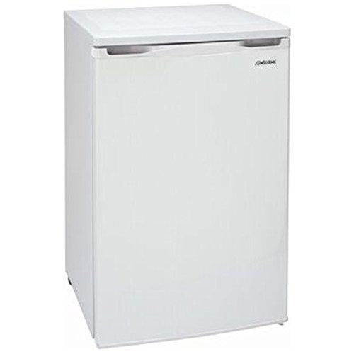 アビテラックス 100L 冷凍庫(フリーザー)直冷式 ホワイトストライプAbitelax ACF-110E