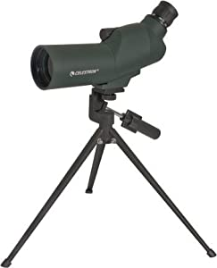 Celestron 15-45x 50mm Zoom Spotting Scope 52222