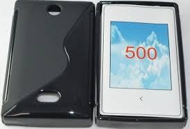 SmartLike Back Cover for Nokia Asha 500 available at Amazon for Rs.299