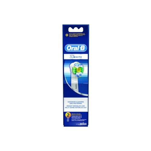 Braun Oral-B Aufsteckbürsten 3D White 2er
