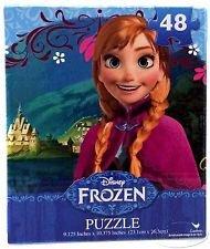 FROZEN puzzle Anna 48 Piece - 1