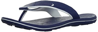 Rider Men's R1URB Plus Thong Sandal,Blue/White,7 M US