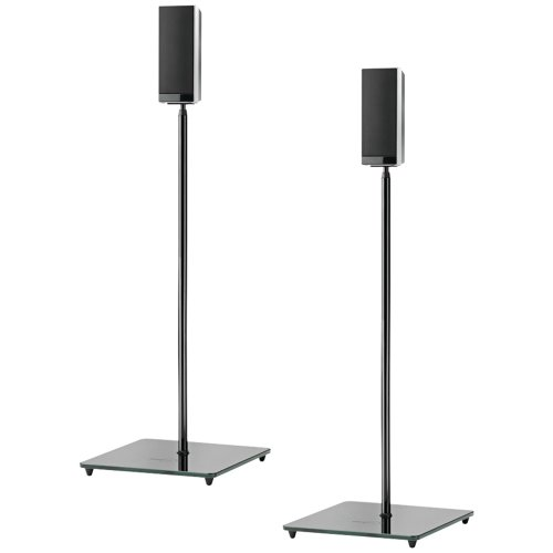 Cheap OMNIMOUNT EL0 B EL0 AUDIOPHILE SPEAKER STANDS (BLACK)-PAIR (OMNEL0B)