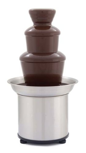 Review Of The Sephra 16-Inch Stainless Steel 4-Pound Capactiy Select Home Fondue Fountain