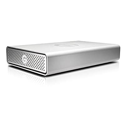 G-Technology G-DRIVE USB 3.0 G1 External Hard Drive 2TB (0G03902)