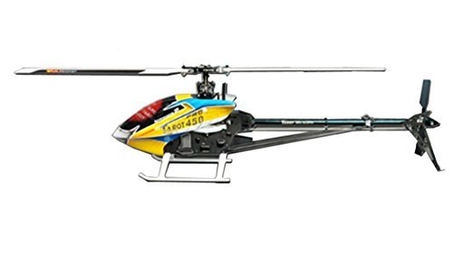 Tarot 450 PRO V2 FBL Flybarless RC Heli Black Kit TL20006 (Tarot 450 Pro V2 compare prices)