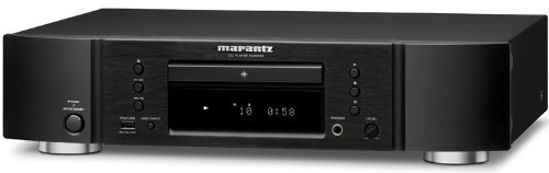 Marantz CD6004 CD Player with iPod Compatible USB Input - Black