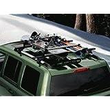 2007-2012 Jeep Patriot Roof Rack Ski & Snowboard by Mopar