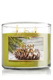White Barn & Co14.5 Oz. 3-wick Candle Fresh Balsam