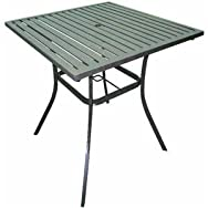 BJI, Inc. D9060S-TT-2 BJI - Avondale Collection Slat Top Table