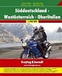 Motorradatlas S�ddeutschland - West�s...