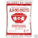 Aji-No-Moto: Monosodium Glutamate Seasoning, 1lb (454g