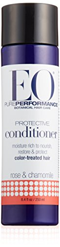 EO Essential Oil Products Protective Conditioner Rose and Chamomile -- 8.4 fl oz (Eo Essentials Conditioner compare prices)
