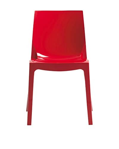 Up On Set Silla 2 Uds. S6317R Rojo