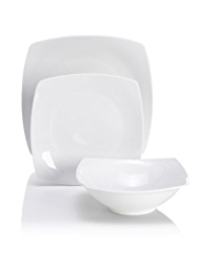 12 Piece Piazza Dinner Set