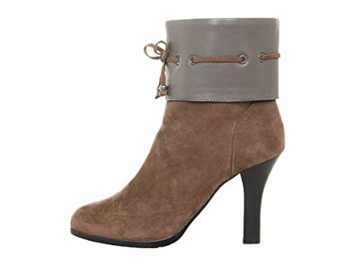 Sofft Ballena Womens Dress Ankle Boots (6, Mauve)