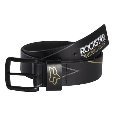 Fox Racing  Rockstar Golden Belt - Small/Black