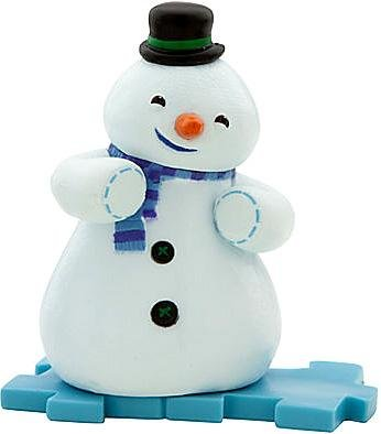 Disney Doc McStuffins 3 Inch LOOSE PVC Figurine Chilly [Snowman]