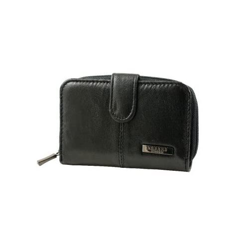Ladies TOP Quality LEATHER PURSE Wallet Coin Womens in large size W14 1225