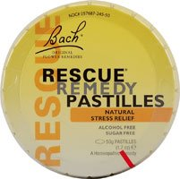 Nelson Bach USA – Rescue Remedy Pastille, 30 tablets