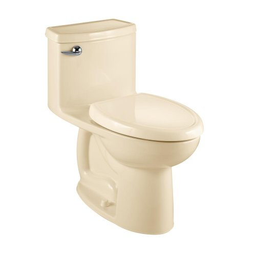 American Standard 2403.128.021 Compact Cadet-3 FloWise One-Piece Toilet, Bone