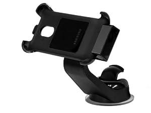 Samsung ECS-K1D9BEGSTA Sprint SPH-D710 Vehicle Mount - Car Kit - Retail Packaging - Black from Samsung