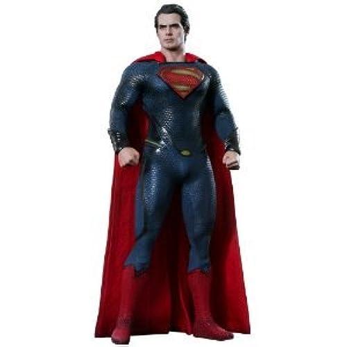 Man of Steel: Superman (슈퍼맨) Movie Masterpiece Sixth Scale 피규어 인형 피규어 장난감 인형 (병행수입)