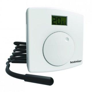 thermostat f r elektrische fussbodenheizung preisvergleiche erfahrungsberichte und kauf bei. Black Bedroom Furniture Sets. Home Design Ideas