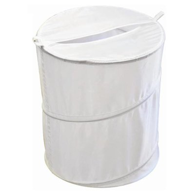 Sabichi Pop Up Laundry Bin White