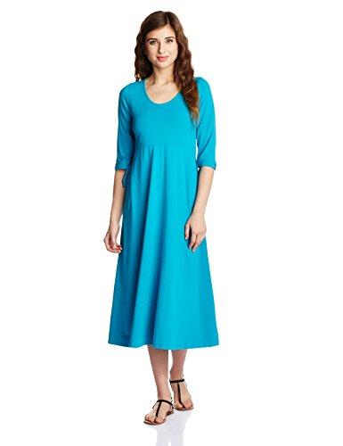 Chemistry Women's Cotton Body Con Dress (C16-907KDLDR_Capri Breeze_Medium)