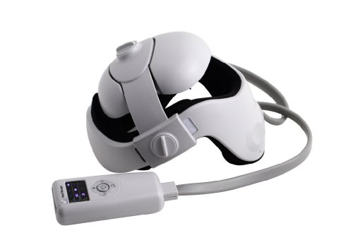 Charming Electric Head Massager KS-2800A (Helmet Type), Pain Relief Apparatus