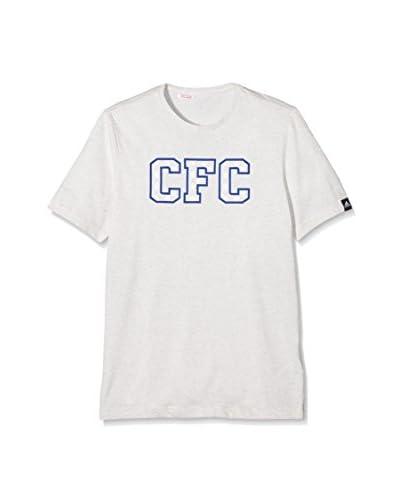 adidas T-Shirt Manica Corta Cfc Gr Tee Y [Bianco]