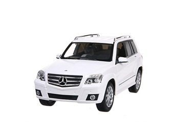 RASTAR 31900 1:14 4 Channel Remote Control Mercedes-Benz GLK-CLASS RC Car with Light (White) + Worldwide free shiping